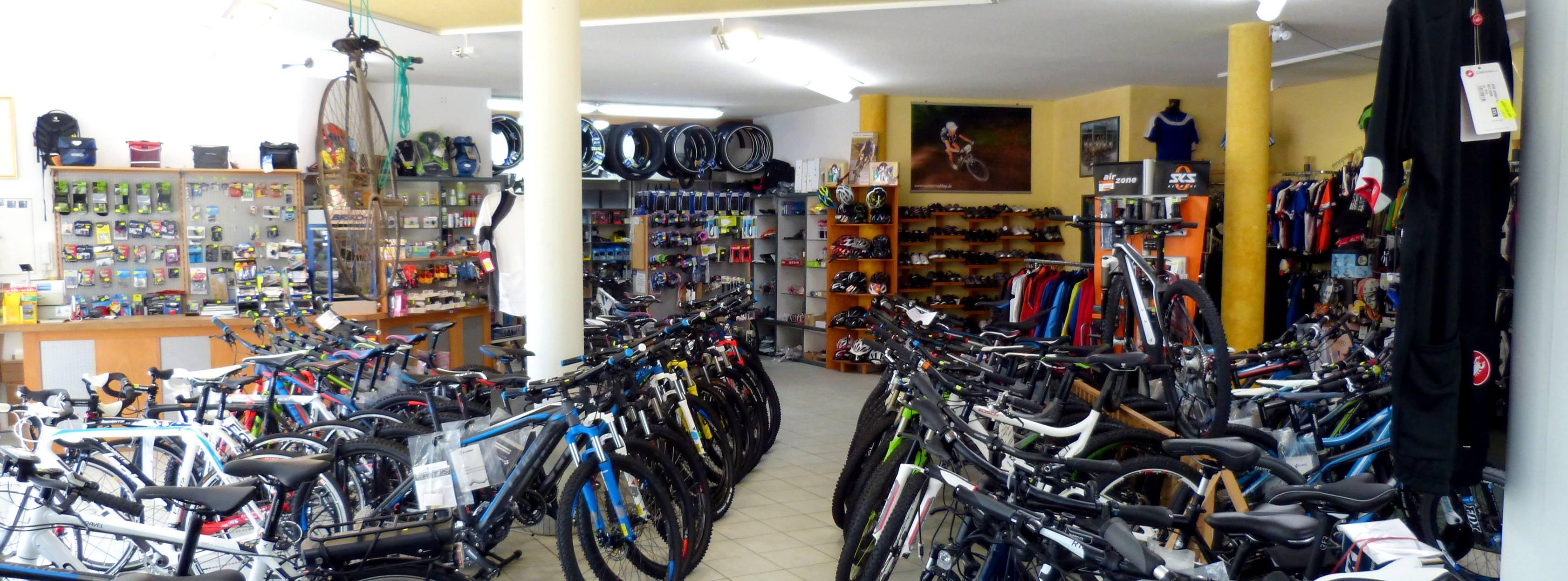 Fahrradverkauf in Stockach